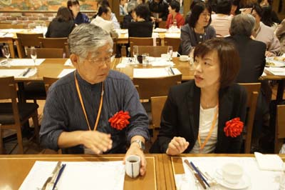 小柳親芳先生、川俣美砂子先生