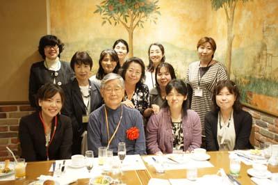 小柳親芳先生、倉本優子先生