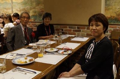 (左)瀬古秀文先生
