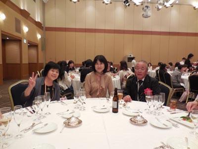 仁田原秀明前学長においでいただきました。