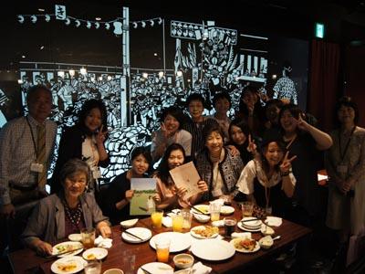 保育学科からは秋好晴彦先生、宮嶋郁恵先生、松尾裕美先生、川村俶子先生、坂井邦子先生、武藤富美先生が来ていただきました。