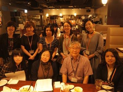 文化コミュニケーション学科からは倉本優子先生、小柳親芳先生がおいでくださいました