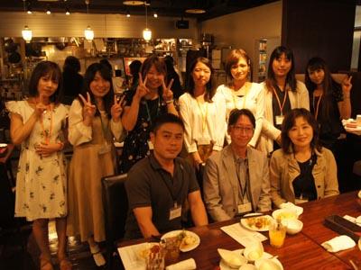 音楽科からは野口誠司先生、鶴田智子先生、桑原哲章先生がおいでくださいました。